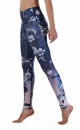 Flowerful Printed Yoga Leggings - 2