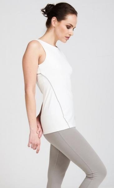 Good Vibes Top - Ivory - 1