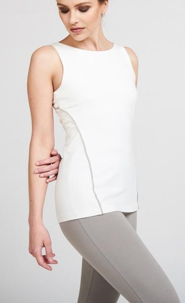 Good Vibes Top - Ivory - 3