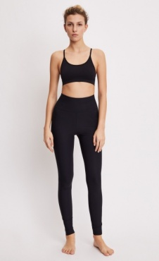 Filippa K Compression Leggings - Black