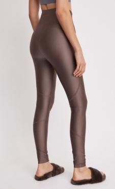 Filippa K Glossy Seam Legging Mink