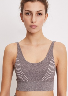 Filippa K 2-tone Bra Top