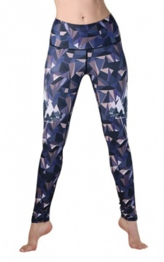 Kaleidoscope Printed Leggings