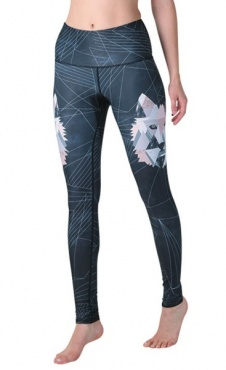 Howl's It Printed Yoga Leggings