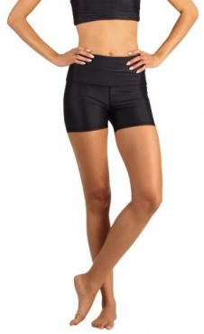 Black Yoga Shorts