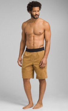 prAna Vaha Short -  Dark Ginger
