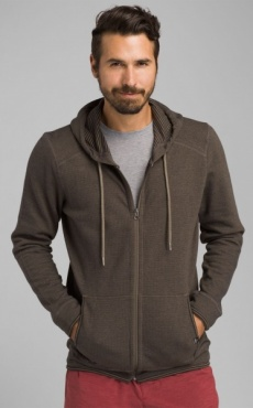 prAna Smith Full Zip Sweater