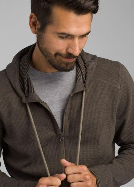 prAna Smith Full Zip Sweater - 3