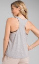 prAna Grey Alligator Tank - 1