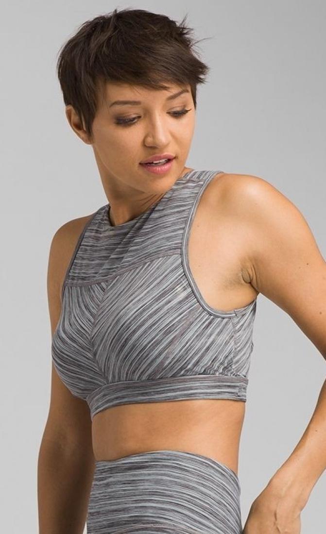 78a53e501d41 Lupita Crop Bra - Agave Heather - Women - Yoga Specials
