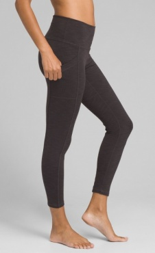 Becksa 7/8 Legging Black Heather