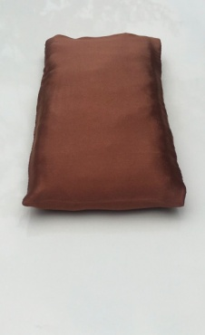 Eye pillow Copper