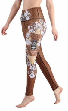 Beeloved Recycled Yoga Legging