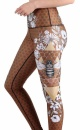 Beeloved Recycled Yoga Legging - 4