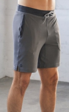 Performance Mesh Short Thunder