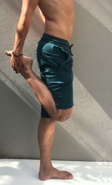 Backside Shorts - Deep Teal