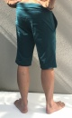 Backside Shorts - Deep Teal - 1