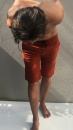Backside Shorts - Safran - 3