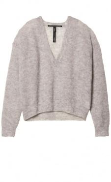 10Days Light Knit V-Neck Sweater
