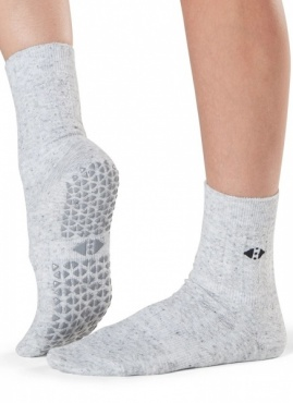 Tavi Noir Jess Grip Socks - Clarity