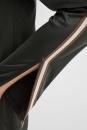 Filippa K Striped Track Pant - Spruce - 4