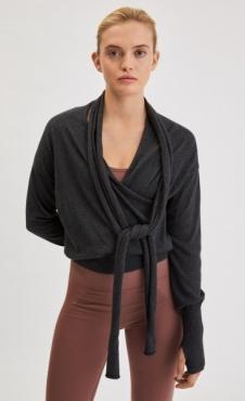 Filippa K Wrap Sweater