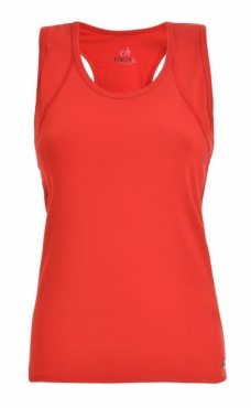 Move It Racerback - Warm Red