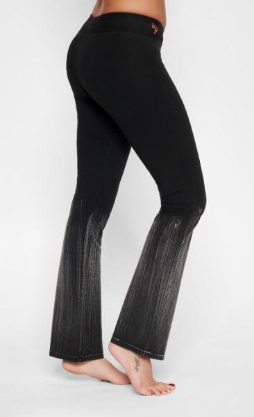 Anandafied Yoga Pants - City Glam - 2