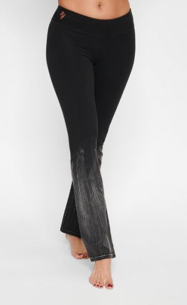 Anandafied Yoga Pants - City Glam - 4