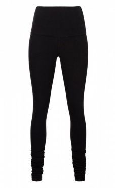 Shaktified Black Yoga Leggings