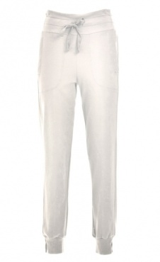 Super Soft Jogger - White