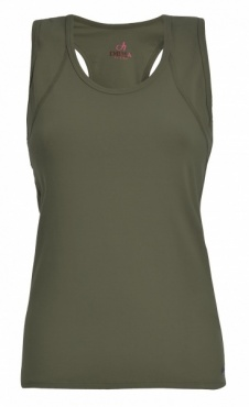 Move It Racerback - Olive