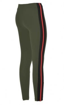 Fast Forward Legging - Olive