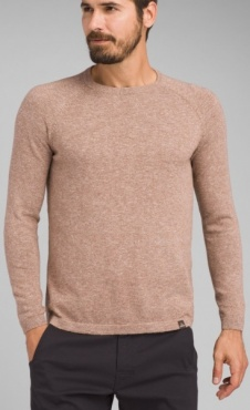 PrAna Kaola Crew - Sepia Heather