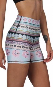 Yoga Shorts Dreamweaver