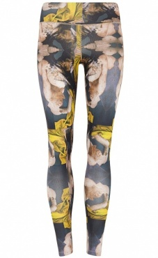 Natural Printed Legging Renaissance