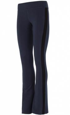 Flared Tuxedo Pants - Marine