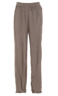 Satin Parachute Pants