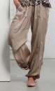 Satin Parachute Pants - 2