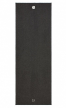 Grey Manduka Yoga Towel