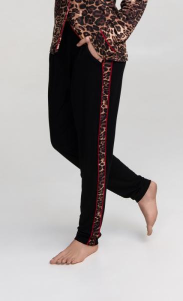 Divine Pants - Black Scarlet Leo - 6