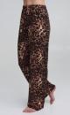PJ Pants Leopard / Scarlet - 1