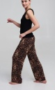 PJ Pants Leopard / Scarlet - 2