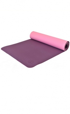 Love Generation ECO Yoga Mat 6mm - Aubergine