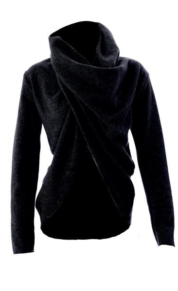 Warm Wrap Mimpi - Black