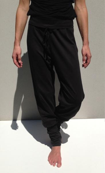 Anjali Yoga Pants - Black