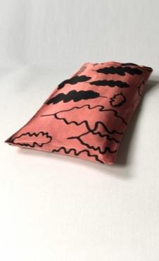 Oogkussen Oak Leaf - Classic Pink