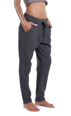 Vati Pant - Dark Grey Marl