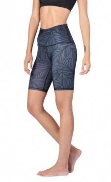 Biker Shorts Urban Camo Slate