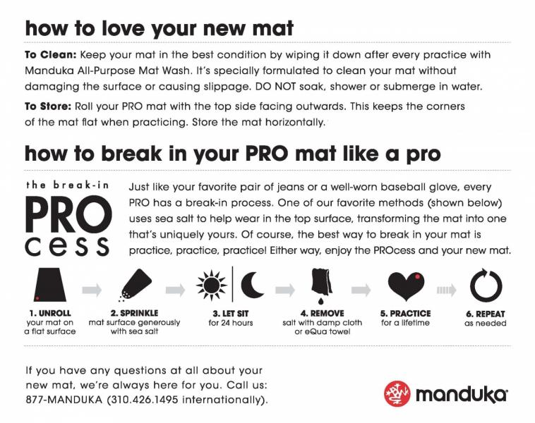 Manduka THE Almost Perfect PRO - Verve - 5